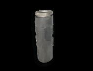Grondpot 300mm voor buis ø76mm
