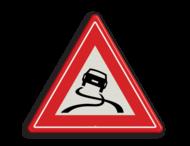 Verkeersbord RVV J20