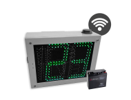 Snelheidsdisplay LED MHP50
