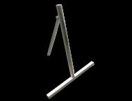 Verkeersbordstandaard EASY - Aluminium ø48x1200mm