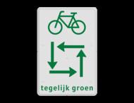 Verkeersbord RVV VR04