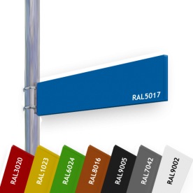 Verwijskoker 15mm  BLANCO - Vlaggend