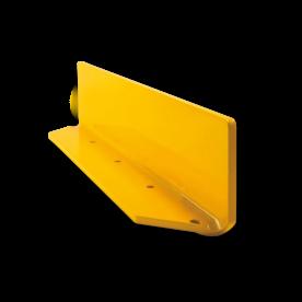 Aanrijdbeveiliging - Vloerplint (SH1) Aanrijdbeveiliging, Aanrijdbeugel, Beugel, Aanrijding, Beveiliging, Ram, Rambeugel, Aanrijdbescherming, Vangrail