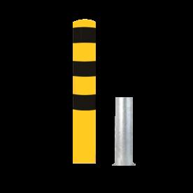 Afzet-, rampaal (SH5) - Verplaatsbaar zonder Sluiting