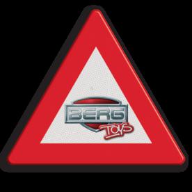 Informatiebord driehoek met full-colour opdruk (LOGO) logobord, eigen ontwerp, speciale borden