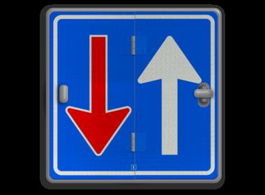 Verkeersborden WIU