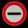 Verkeersbord F10 - Stoppen / halthouden
