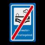 Verkeersbord L307 -