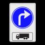 Verkeersbord BT15r -