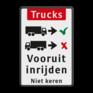 Verkeersbord BT16b-NL -
