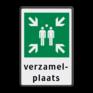 Verkeersbord BT34 -