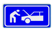 Verkeersbord RVV BB06