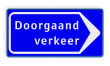 Verkeersbord RVV BB100