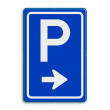 Verkeersbord RVV BW201