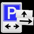 Parkeerbord RVV E04 + magneetborden