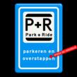 Verkeersbord RVV E12 - 2 txt