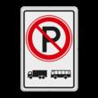 Verkeersbord RVV E201