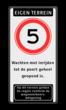 informatiebord SE-ARD ET-RVV-3txt-OT