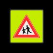 Verkeersbord RVV J21f