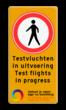 Informatiebord C16 + tekst en logo