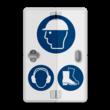 Informatiebord PBM - Eigen ontwerp - 2 standen - Boekwerkbord