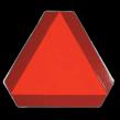 Markeerbord langzaam verkeer drieh. 400mm