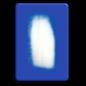 Basisbord omgezette rand - type 2:3 - rand gespoten