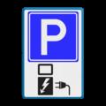 Verkeersteken + 8 tekstregels