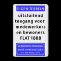 Koptekst + 8 tekstregels + Ondertekst