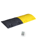 Snelheidsremmer 20km/h middendeel 420x500x50mm punaise, snelheidsremmer, speedbump, speed reduction ramp, drempel, verkeersdrempel, drempels