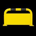 Aanrijdbeveiliging - Beugelhek (SH1) Aanrijdbeveiliging, Aanrijdbeugel, Beugel, Aanrijding, Beveiliging, Ram, Rambeugel, Aanrijdbescherming, Vangrail