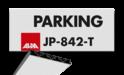 Parkeerplaatsbord U ontvangt een product specifieke instructiemail m.b.t. het aanleveren van beeldmateriaal. U ontvangt voor dit product altijd een layout ter controle. Parkeerplaatsbord VERZWAARD PROFIEL + Parkeren eigen ontwerp Parkeerbord, parkeerplaats, unit,