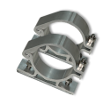 Bordbeugel  standaard (set 2 stuks) Ø60mm beugelset, bevestiging