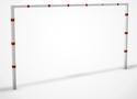 Hoogtebegrenzer SH2 - 2,2 mtr. - Vaststaand 1 Delig - Bodemmontage