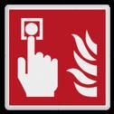 Brandweer - Brandalarm - F005 Brand, trap, locatie, vuur, blussen, vluchten