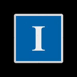 Scheepvaartbord Toestemming ligplaats te nemen (ankeren en meren) met ten hoogste het aangegeven aantal schepen langs zijde van elkaar aan de zijde van de vaarweg waat het bord is geplaatst. Het teken wordt alleen toegepast als de afmetingen van de schepen, die van de ligplaats gebruik maken, globaal bekend zijn. Indien dit niet het geval is, verdient het aanbeveling om het teken E.5.1 toe te passen. Scheepvaartbord BPR E. 5. 3 - Toestemming ligplaats te nemen met ten hoogste het aangegeven aantal schepen E. 5. 3 water, E5, E5.3, aanwijzingstekens, aanwijzingsborden, waterweg, waterwegen, scheepvaarttekens, verkeerstekens,