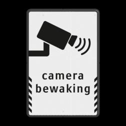 Verkeersbord camerabewaking - Basic cameratoezicht, VPRO