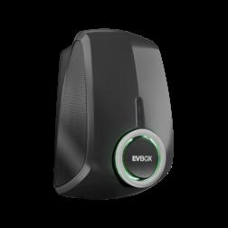 EVBox Elvi laadpaal - met socket (zonder kabel) ELVI, Evbox, laadpaal, laadstation, oplaadpaal, oplaadpunt, wifi, bluetooth, connect, nieuw, aanbieding
