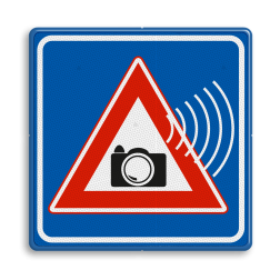 Roodlicht controle camerabewaking verkeersbord prive, terrein, priveterrein, verboden, onbevoegden, toegang, camerabewaking, camera, bewaking, eigen, weg