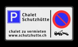 Verkeersbord Eigen terrein + RVV E01 + wegsleepregeling +verboden toegang Verkeersbord 800x400mm E01-wsr-txt verboden toegang artikel 461, eigen terrein, parkeerterrein, wegsleepregeling, parkeerverbod, E1