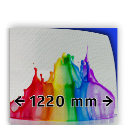 Reflecterende folie kl.3 wit 1220mm breed + full colour opdruk reflex, fluoricerend, reflecterend, retroreflex, retroreflecterend, retro, bordfolie, signface
