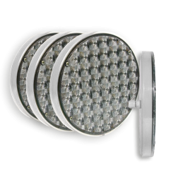 Hoeklampenset LED kit 4xØ200 + stuurunit AKTIERAAM, obstakellamp, knipperlichten, WIU