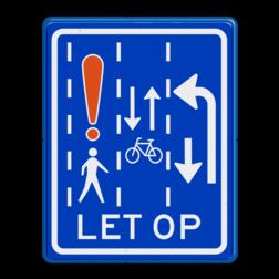 Verkeersbord RVV VR10-14 verkeerslicht